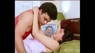 Tamil Actress Devayani Hot Kissing   Boobs Pressed   Lips Sucked  