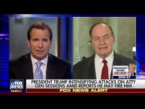 Senator Shelby Supports AG Jeff Sessions on Fox News