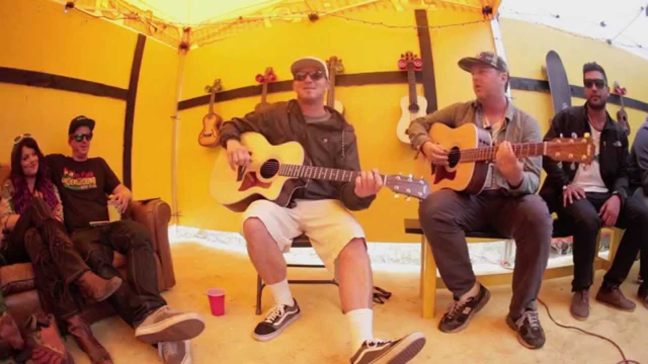 Sector 9 Slightly Stoopid The Prophet Acoustic California