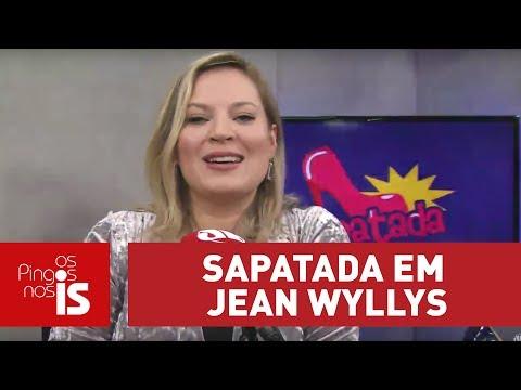 Sapatada Da Joice Hasselmann Vai Para Jean Wyllys