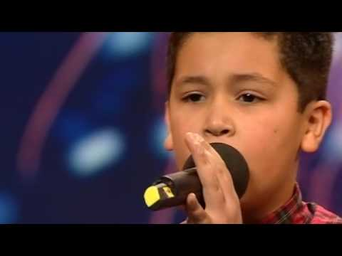 Shaheen Jafargholi - Britain's Got Talent 2009 - Show 2