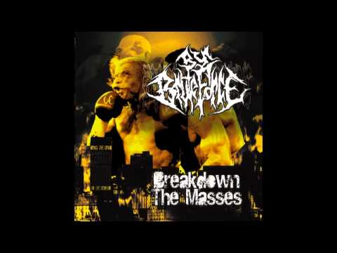 BY BRUTE FORCE - BREAKDOWN THE MASSES (2012)