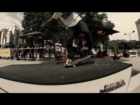 Skating in South America - Red Bull Manny Mania Argentina