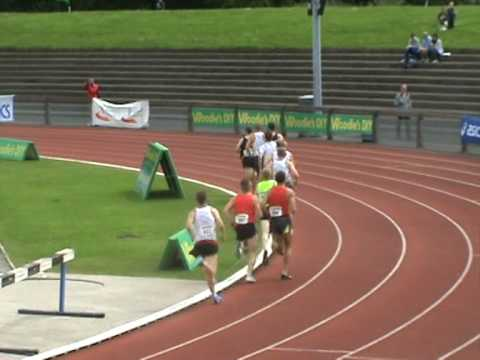 National Senior Championships 800m Heat 3