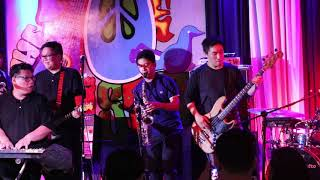Beer (Live) - The Itchyworms ft. Saxserenade @ 70's BISTRO