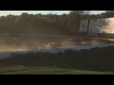 WISSOTA Super Stock Heat Race at Casino Speedway |6-9-2019|