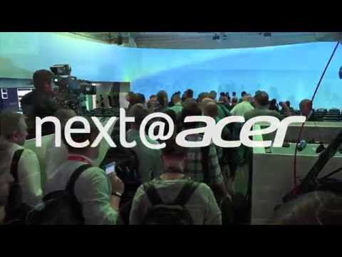 Next@Acer 2016 Global Press Conference - Highlights