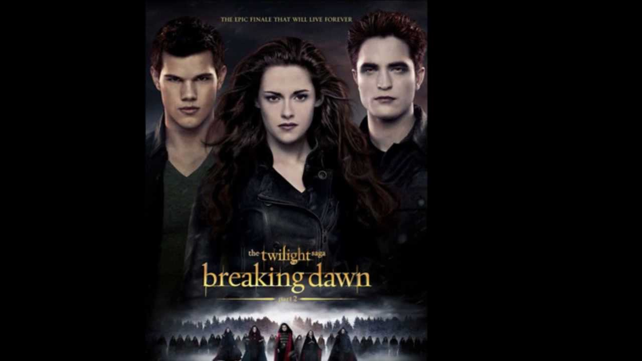 Breaking Dawn Part 2 Soundtrack A Crack In The Earth  YouTube