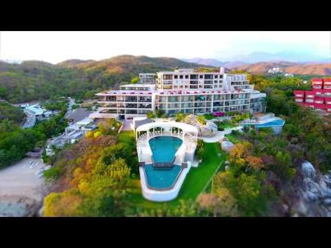 Cosmo Residences   Beach Condos Huatulco Mexico