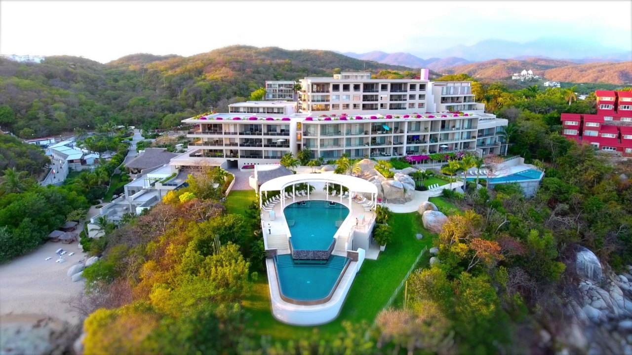 Cosmo Residences Beach Condos Huatulco Mexico YouTube - Cosmo mexico