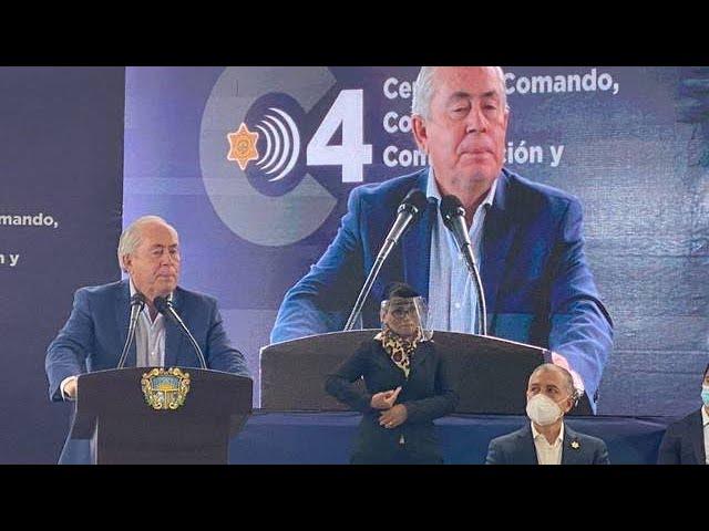 Inauguración del #C4 #Querétaro