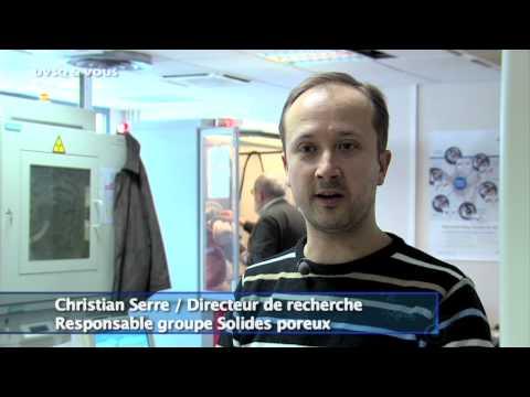 Visite guidée de l'Institut Lavoisier de Versailles (ILV)
