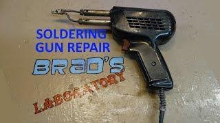 SOLDERING GUN REPAIR