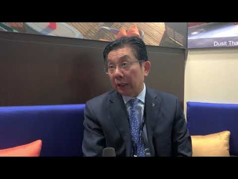 Lim Boon Kwee, chief operating officer, Dusit International