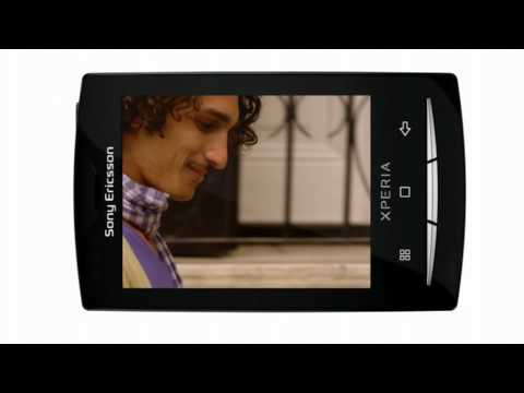 Sony Ericsson Xperia X10 mini pro Video Commercial Promo HD Importcelco