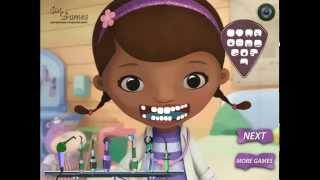 Doc McStuffins Игра—Доктор Плюшева у Стоматолога—Мультик Онлайн Видео Игра Для Детей 2015(Привет! Я счастлива, что нас становится всё больше и больше:) Вы здесь,а значит Вы - настоящий друг канала..., 2015-09-05T08:23:04.000Z)