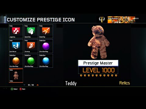 Black Ops 3: Zombies Level 1000 WHAT HAPPENS?!