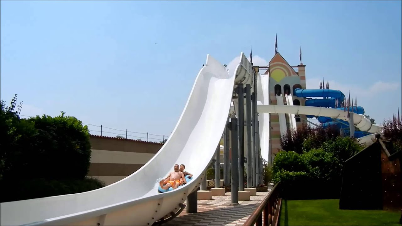 Le Vele Acquapark - Crazy Hill...Full HD - YouTube