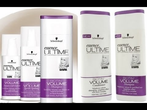 Schwarzkopf Biotin Volume Shampoo Amp Conditioner Review