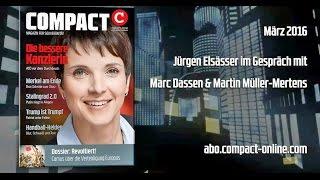 COMPACT 3/2016: AfD vor dem Durchbruch – Frauke Petry statt Angela Merkel!