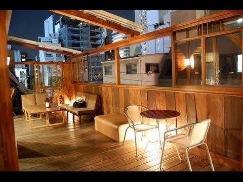 大阪 屋上の古民家レンタルスペース+キッチン【afu】 - YouTube