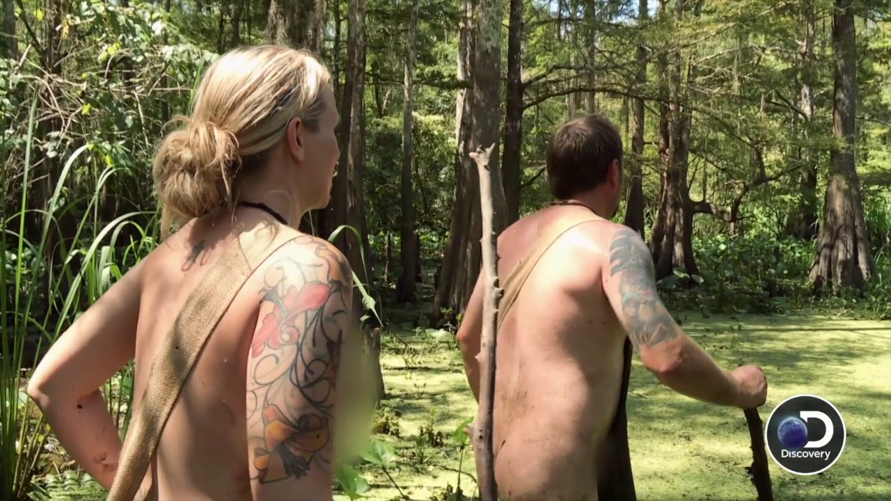 Naked And Afraid In Louisiana - Clipzuicom-2003
