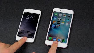 Touch ID - iPhone 6S vs. iPhone 6