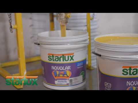 Vídeo Institucional Starlux Tintas
