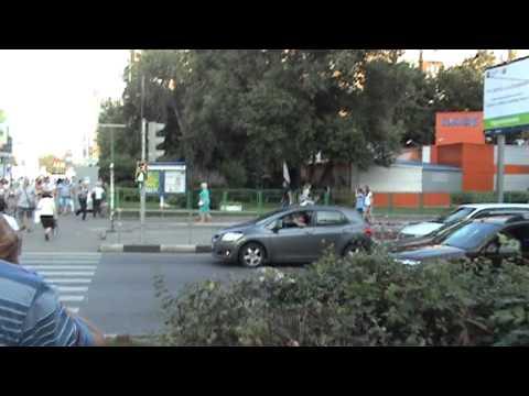 Москва 13,08,2013  приехали на метро Новогиреево