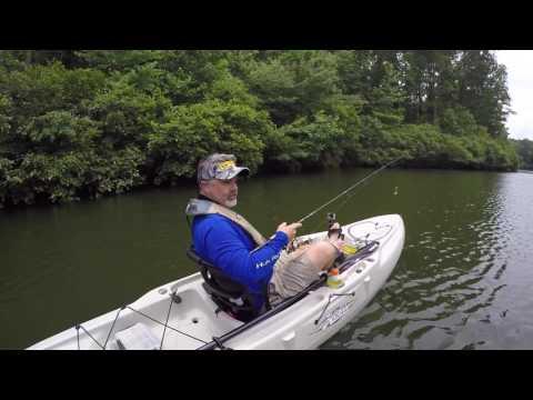 Hobie Kayaks: Ready to fish