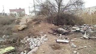 Мое первое видео (не судите строго) Заброшенный бункер