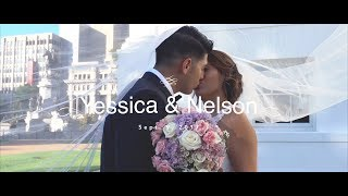 Yessica & Nelson's Wedding Highlights