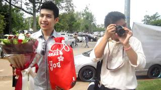 Repeat youtube video Surprise Congratulation 'kwang 21092011
