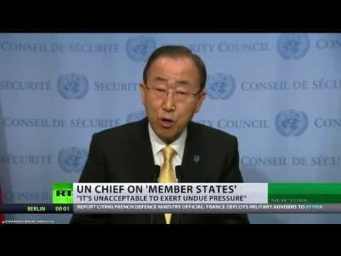 Saudi Arabia 'pressured' UN chief for blacklisting Yemen coalition
