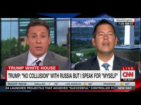 Chris Cuomo demands GOP congressman prove there is no proof of Russian collusion