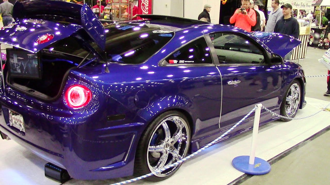 2007 chevy cobalt ss at autorama 2015 youtube. Black Bedroom Furniture Sets. Home Design Ideas