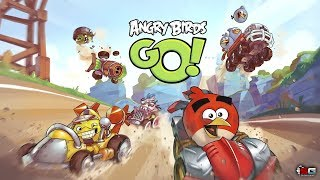 Angry Birds Go - Game Mobile Trailer By ishowgame