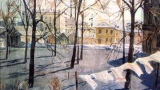 Александр Дейнека (1899 - 1969) Мир   Alexander Deineka (Peace)