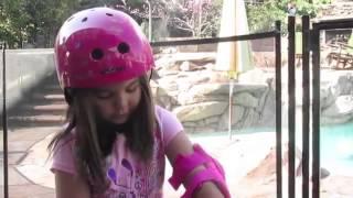 самокат Kixi Scooter, краткий обзор от лица девочки