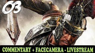 Ryse Son Of Rome PC Walkthrough - Part 3 Gameplay Playthrough Highest Settings