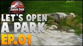 Jurassic Park: Operation Genesis | Ep.01 - Let