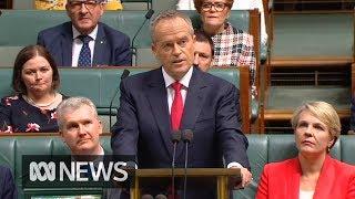 Opposition Leader Bill Shorten's 2019 Budget reply speech in full | ABC News