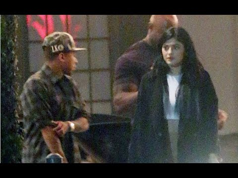 Kylie Jenner Dating Rapper Tyga! from YouTube · Duration:  51 seconds