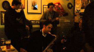 """I WOULD DO MOST ANYTHING FOR YOU"": THE EARREGULARS at THE EAR INN (Jan. 29, 2012)"