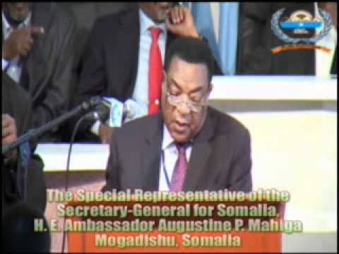 Ambassador Augustine P. Mahiga. Vs Road Map 4.flv