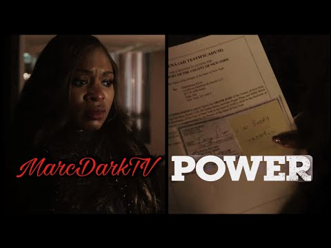 Power Season 5 Terry Silver Plays Tasha!!!