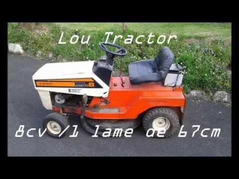 tracteur tondeuse electrique 2 youtube. Black Bedroom Furniture Sets. Home Design Ideas