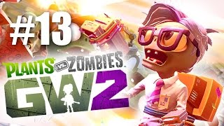 ХАКЕР! #13 Plants vs Zombies: Garden Warfare 2 (HD) играем первыми