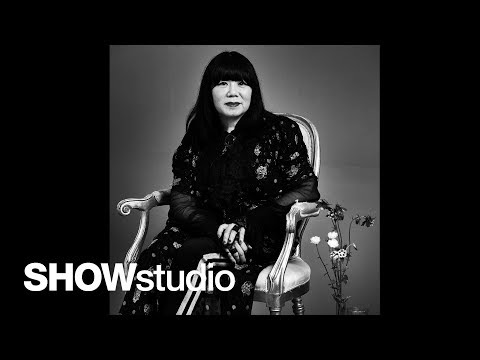 In Fashion: Anna Sui interview, uncut footage