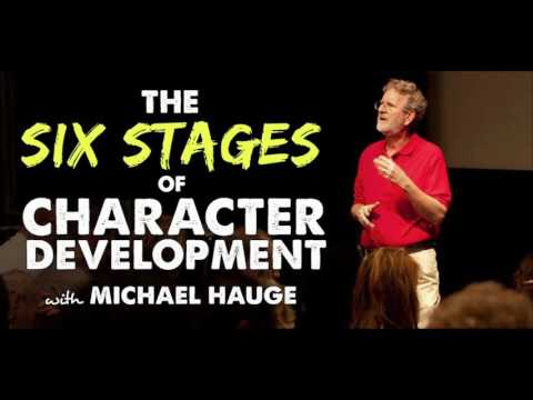 Michael Hauge: The Six Stages of Character Development - IFH 114